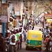 Street Scene - Delhi