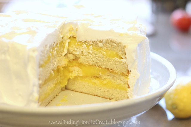 Lemon Layer Cake_slice