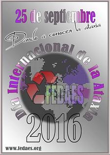 Día de la Ataxia 2016