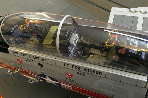 F-14A Tomcat Cockpit