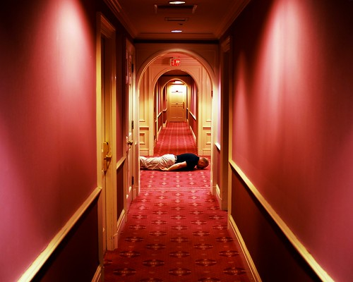 arch availablelight hallway 365 exit facedown planking hotellafayette fgr 365days 32365 flickrgrouproulette prettypinktuesday facedowntuesday february12011 3632011 unregisteredguest