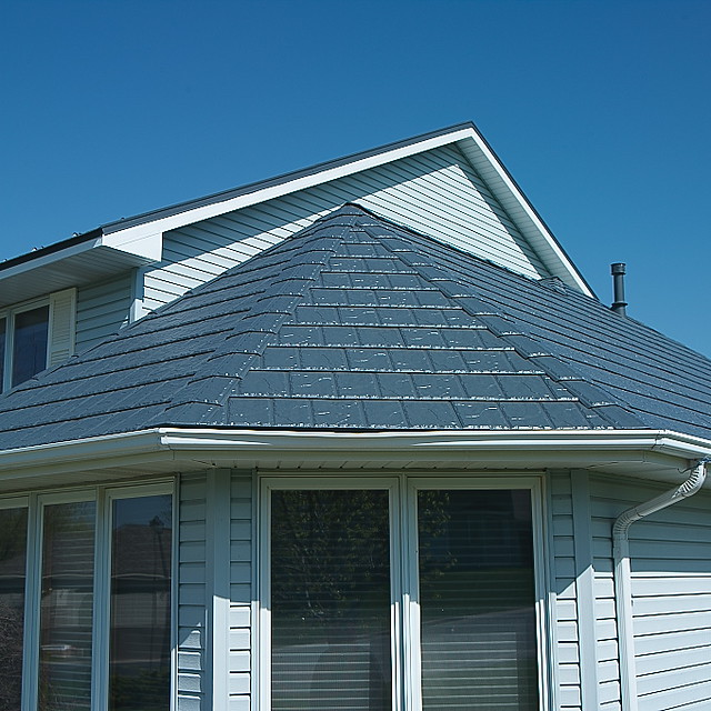 Edco Arrowline Permanent Metal Enhanced Roofing Flickr