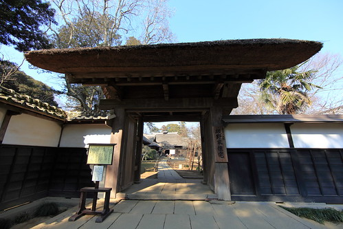 Japanese traditional style Gate / 門(もん)