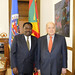 Secretary General Meets with Grenada's Minister of Foreign Affairs
