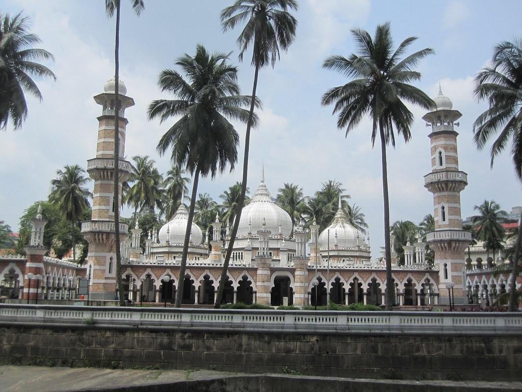 "Mosque - Kuala Lumpur ""Masjid Jamek"""