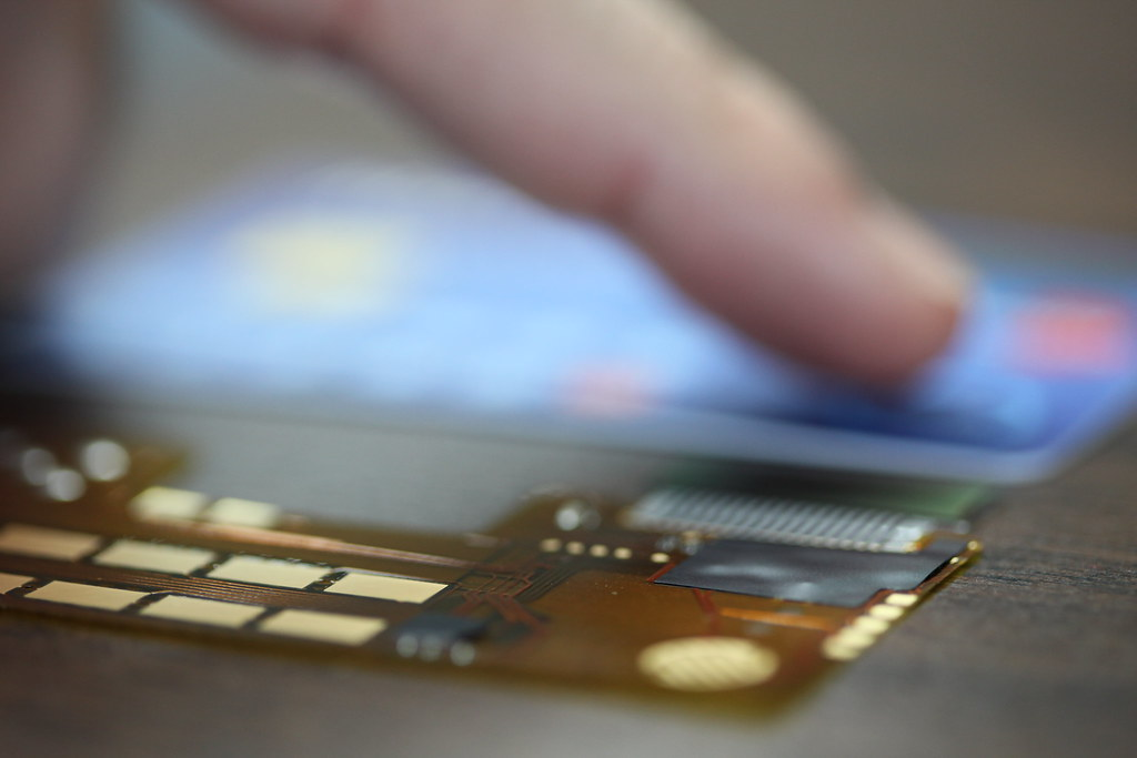 Credit card of future