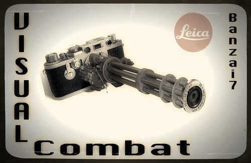 LEICA MINIGUN by Colonel Flick