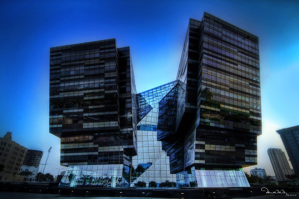 Doha Building HDR