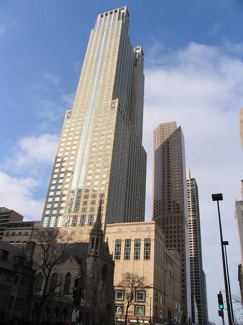 A Walk Down Michigan Avenue