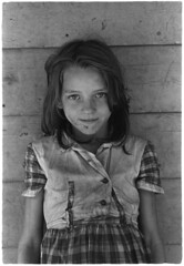 Portrait of a girl, Kentucky, 1964, by William Gedney
