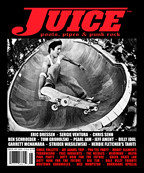 Issue 59 - Sergie Ventura by juicesk8magazine