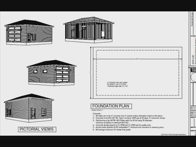 Flickriver photos from rvgarageplans for Hip roof design software