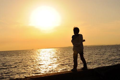 boy japan kid chiba 60mm ferryterminal tokyobay futtsu kanaya 東京湾 富津 鋸山 金谷 フェリーターミナル 海の子 20110305 mtnokogiriyama photowalkmtnokogiri20110305
