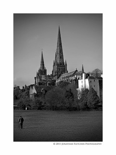 First Trip out with new Nikon D700 / 24-70mm 2.8 combo, Lichfield, Staffordshire