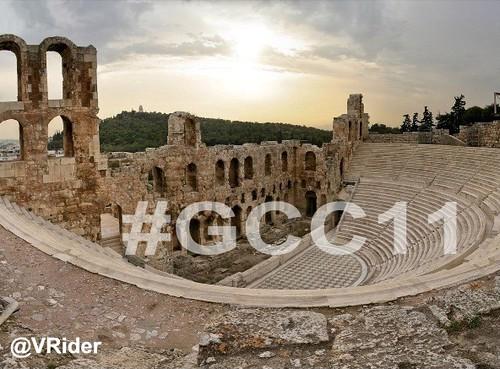 #GCC11 logo