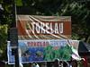 Tokelau Island Banner, Pasifika