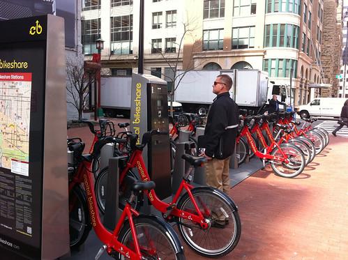 2011 BikeSummit DC Bike Rentals