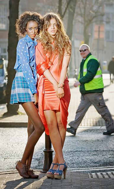Naoise Tan Belfast Fashion Week