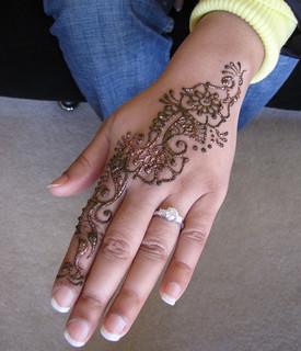 Henna for Bridal Consultation