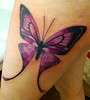 "Large Butterfly tattoo <a href=""http://www.rothwelltattoo.co.uk"" rel=""nofollow"">www.rothwelltattoo.co.uk</a>"