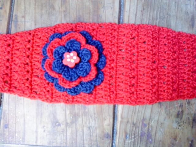 Diademas crochet picture to pin on pinterest thepinsta - Diademas a crochet ...