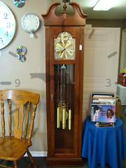 Gulf Coast Clock Co, Pensacola- Grandfather Clock