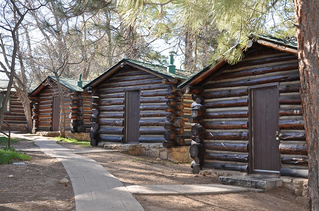 Grand Canyon Lodge North Rim Frontier Cabins 0441 Flickr