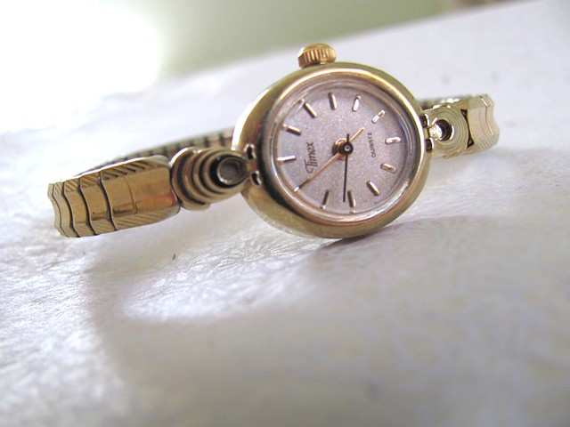 Vintage Timex Ladies Watches