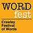WORDfest Crawley