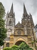 Bayonne Cathedral.