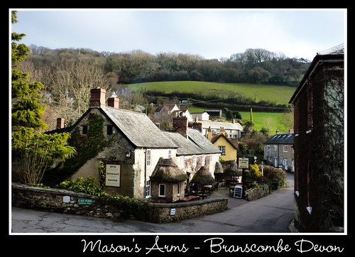 Masons Arms - Branscombe