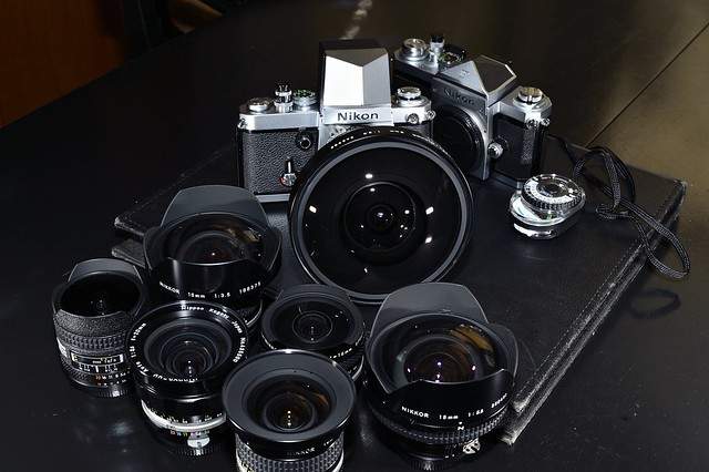 harsh flash short nikon nikkor group Nikkor 8mm Fisheye