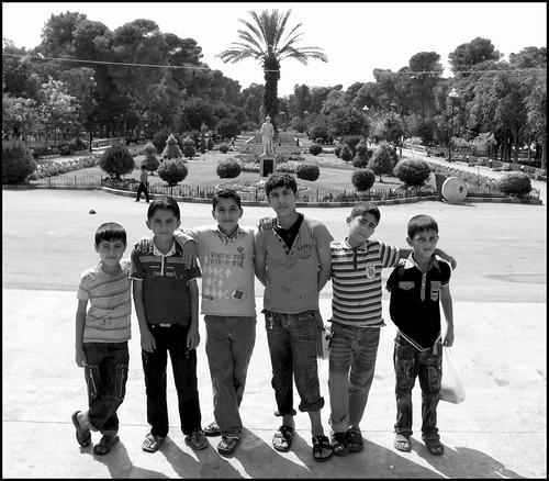 Syrian boys