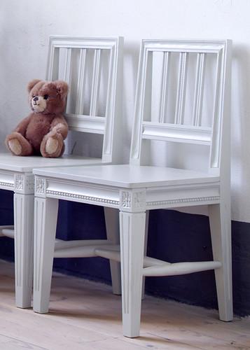 Gustavian chair 2
