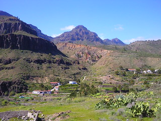 Gran Canaria mountain view