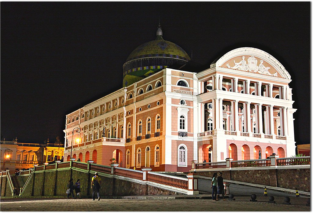 Amazon Theatre - Manaus, Amazonas