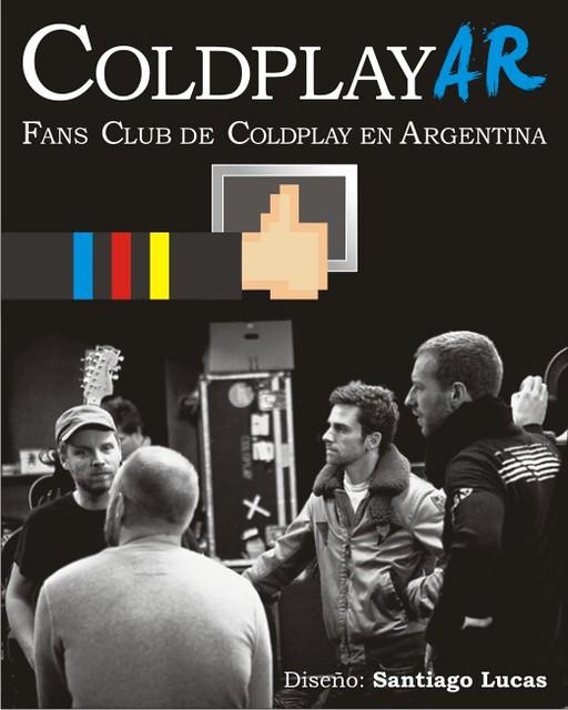 club de fans de coldplay en argentina