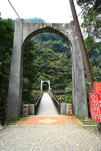 GD38烏來-信賢步道-信賢吊橋