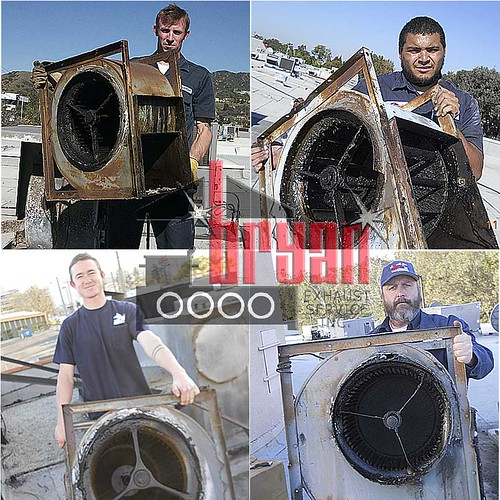 Los Angeles Exhaust Fan Cleaning