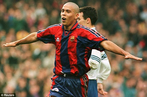 Ronaldo - Artilheiro das Copas do Mundo