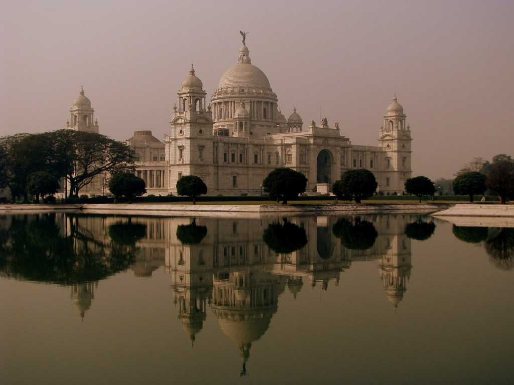 Victoria Memorial , Kolkata