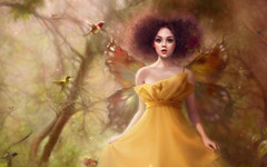 fairy, fictional character,
