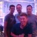 Free drink hour!Vince, Jeff, Daniel & Art by schnarf78