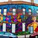 Pilsen Mural Stitch  (Pilsen Street Art Series)