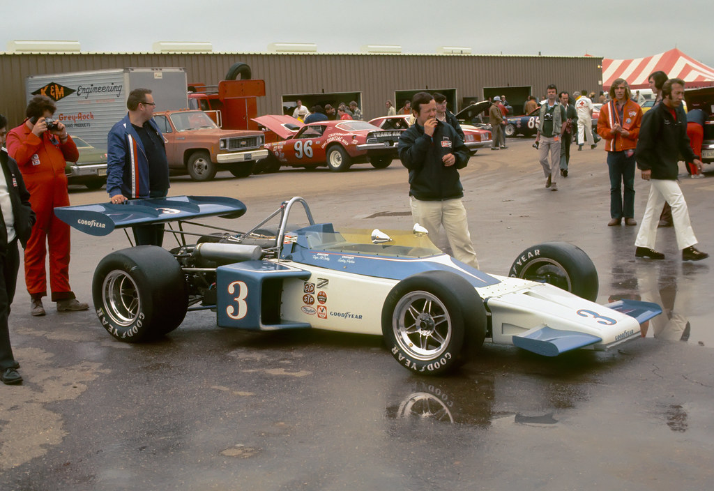 1973 usac champ car series rura message board for Texas motor speedway college station