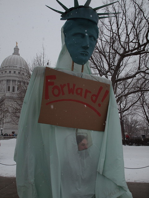 Forward, Our Motto, Madison, WI