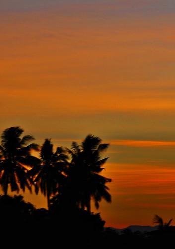 sunset nature malaysia
