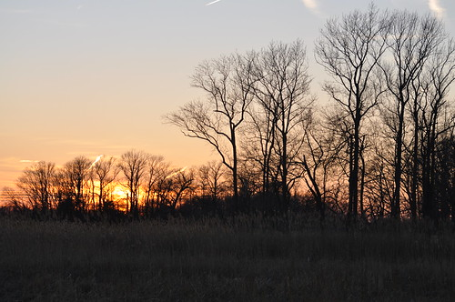 winter landscapes sunsets salem nwr supawnameadows