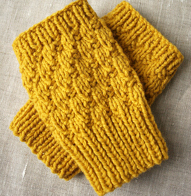 Fingerless Gloves Knitting Pattern Nz : Soleil Knit Fingerless Gloves - New Zealand Merino Wool ...