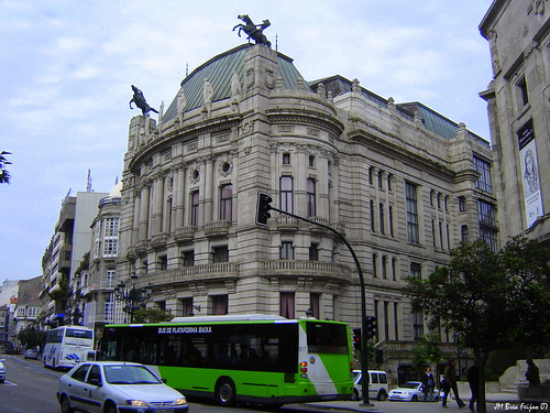Teatro García Barbón - Vigo